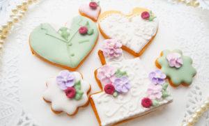 アイシングクッキー 江別 お菓子教室 エピファニー
