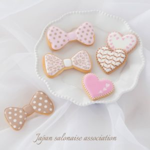 JSAアイシングクッキー認定講座 江別市 お菓子教室 エピファニー