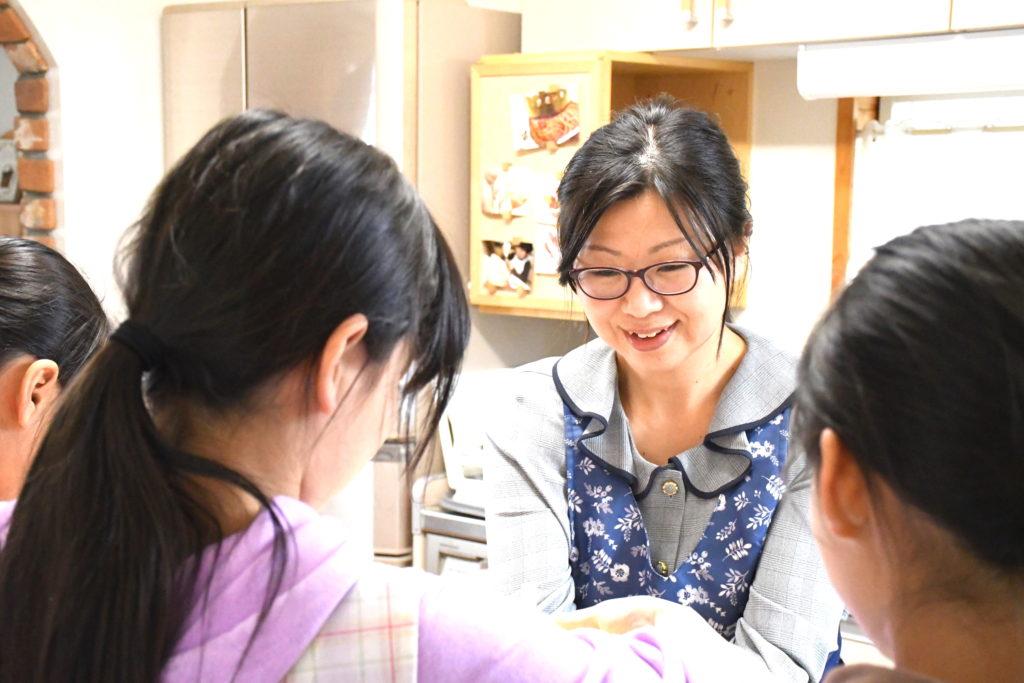 北海道江別市 お菓子教室 エピファニー コンセプト 西村雅苗