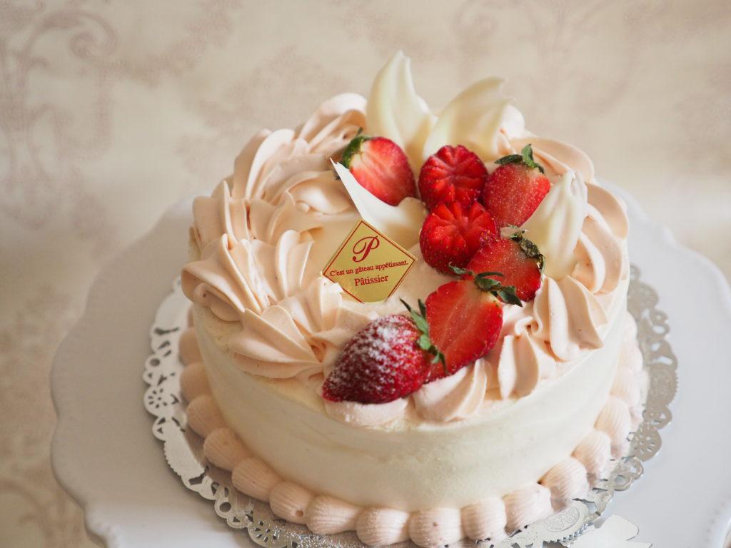 デコレーションケーキ基礎